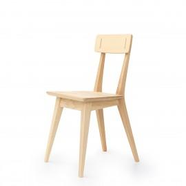 Massivholz Stuhl aus heimischer Esche - Qualität aus Meisterhand